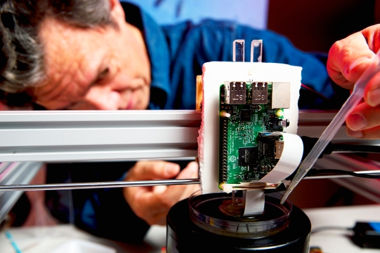 3D microscope - IBM 5 in 5