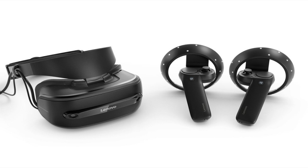 Virtual Reality Headset and Controller
